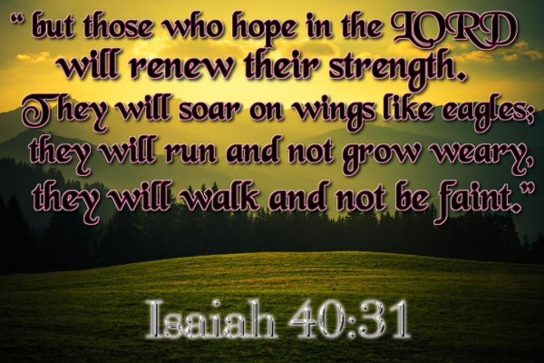 Scripture verses mission BIBLE VERSES