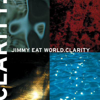 If there was 1 album Mandy had to listen to on repeat for the rest of her life, it would be Clarify by Jimmy Eat World.
