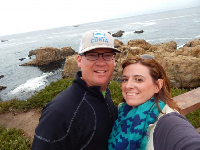 Sightseeing trip down hwy 1 from Pebble Beach CA